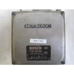 500-101 Centralina Motore Bosch 0 261 200 006 0261200006 944.618.111.03 94461811103 PORSCHE Benzina 924 944 3.2