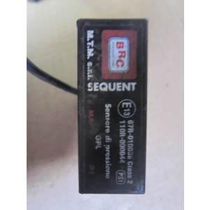 31-110 Sensore Pressione Gas BRC  SEQUENT 67R-010036 67R010036 110R-000044 GENERICA Benzina/GPL