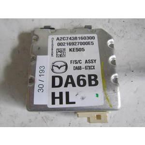 30-193 Centralina Airbag Continental A2C7438160300 00216927000E5 KE505 DA6BHL DA6B-67XCX MAZDA Generica 2