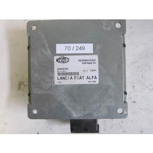 70-249 Modulo Nav Radio CD Player Magneti Marelli 50520764 503950410301 VSFGA2.01 ALFA ROMEO / FIAT / LANCIA VARIE