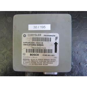 30-195 Centralina Airbag Bosch 0 285 001 093 0285001093 4686256 CHRYSLER VARIE