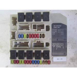 60-45 Scatola Fusibili Nissan 284B8 AX000 284B8AX000 7154-7032 71547032 Generica MICRA