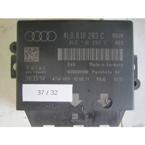 37-32 Centralina sensori parcheggio Valeo 4L0 919 283 C 4L0919283C 303514 ATW-001 H03 AUDI Generica Q 7