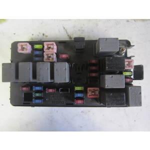 50-249 Body Computer Tyco Eletronics 96427973 FC23 CHEVROLET Benzina MATIX