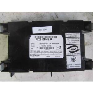 70-256 Centralina Bluetooth Fomoco AX23 10F845 AA AX2310F845AA 001EAE55DA34 A P10 BPM 0601 00 LAND ROVER VARIE