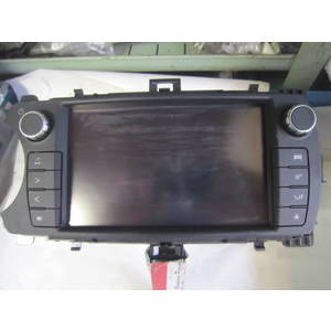 20-232 Schermo Radio / Display / Navigatore Fujitsu 86140-0D220 861400D220 138000-5020E101 1380005020E101 FT0053B TOYOTA Generica YARIS