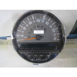 40-275 Quadro Strumenti / Contachilometri BMW 9 232 431-03 923243103 BM-506-051 BM506051 62116977077 67379411 MINI Diesel COUNTRYMAN
