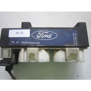 39-6 Centralina Ventola Radiatore Ford 95VW 8C616 AA 95VW8C616AA 7MO000317D 95VW8653EA VARIE