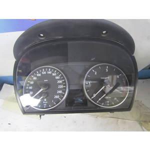 40-283 Quadro Strumenti / Contachilometri Borg 1025350-50 102535050 9 110 205-04 911020504 SW 5C.50.80 HW 0F BMW Diesel SERIE 3
