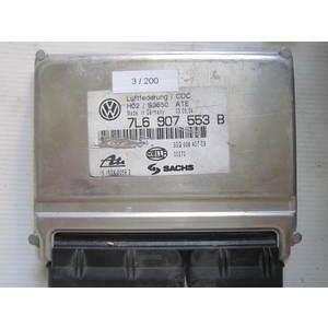 3-200 Centralina Sospensioni Volkswagen 7L6 907 553 B 7L6907553B H02/S3650 H02S3650 5SG 008 407-09 15.1528-0059.2 Generica TUAREG