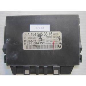 37-34 Centralina sensori parcheggio Bosch 0 263 004 226 0263004226 A 164 545 33 16 A1645453316 FD07M05 HW05.04 / SW26.06 MERCEDES BENZ Generica ML