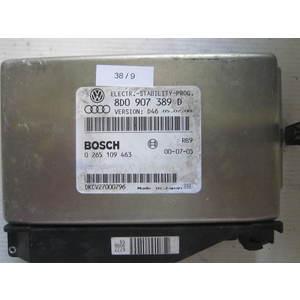 38-9 Centralina ABS ESP HBA Bosch 0 265 109 463 0265109463 8D0 907 389 D 8D0907389D D46 VOLKSWAGEN VARIE