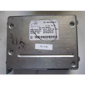 70-276 Centralina Bluetooth Motorola A211 870 55 26 A2118705526 UH06MM01CB HW 4905 SW 4405 MERCEDES BENZ VARIE