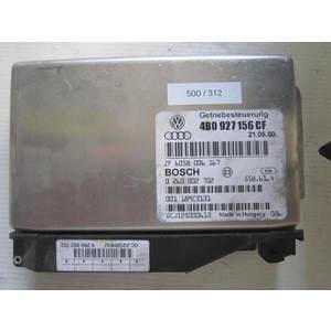500-312 Centralina Cambio Automatico Bosch 0 260 002 702 0260002702 4B0 927 156 CF 4B0927156CF 001 189C3131 ZF 6058 006 167 AUDI Diesel A 6 2.4