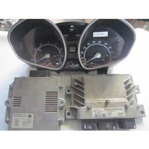 95-160 Kit Motore Ford S180047063 B S180047063B F1B1-12A650-XB F1B112A650XB SDE1 J38AC DE815423 VPENLF-10894-B Benzina FIESTA