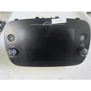 20-255 Schermo Radio / Display / Navigatore Continental VP2RFP Y70VP2RFP 7812H-VP2RFP ALFA ROMEO / FIAT / LANCIA Generica 500