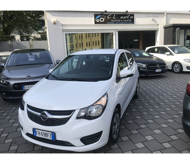Opel Karl 1.0 Benz N-Joy