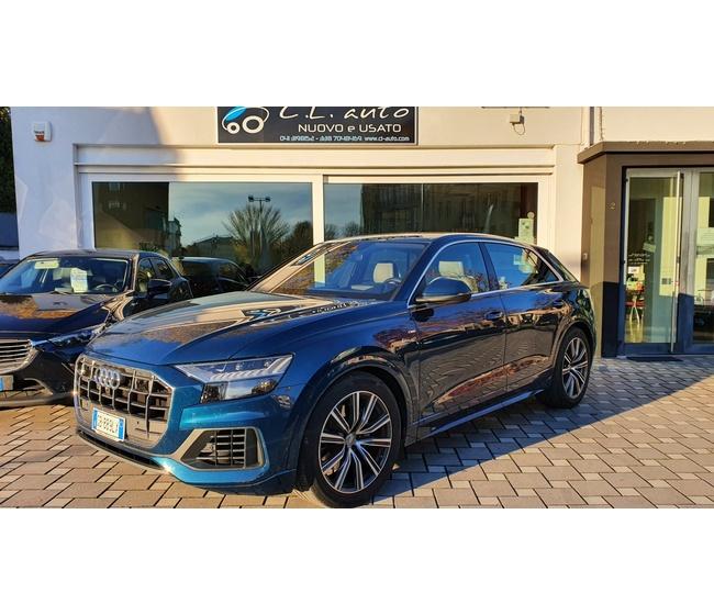 Audi Q8 50 3.0 TDI 286 CV Quattro Tiptronic
