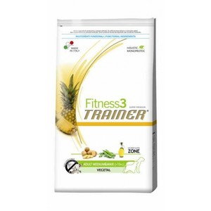 Fitness3 Trainer Vegetal Medium & Maxi kg 3