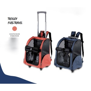 Borsa Trolley Ferribiella Fuss Dog