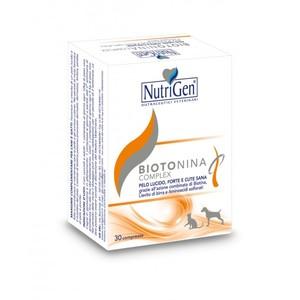 Nutrigen Biotina Complex 30 compresse