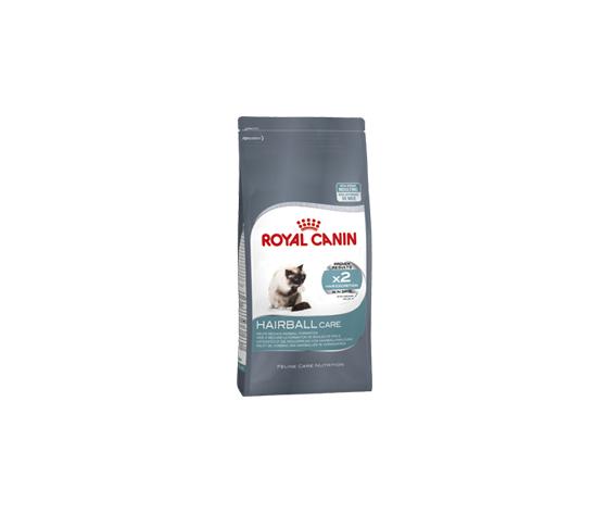 crocchette per eliminazione dei boli di pelo, HAIRBALL CARE Royal Canin