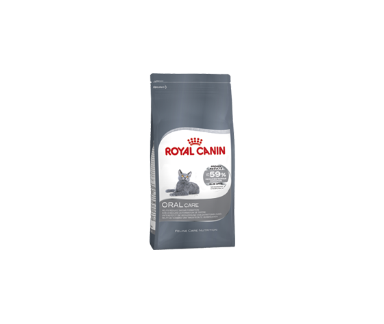 alimento per salute orale gatti, riduzione tartaro denti gatto, Oral care Royal Canin