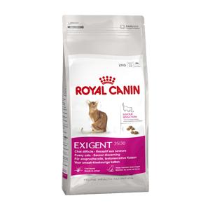 cibo per gatti esigenti, cibo che stimola l'appetito del gatto, Exigent 35/30 Savour Sensation Royal Canin