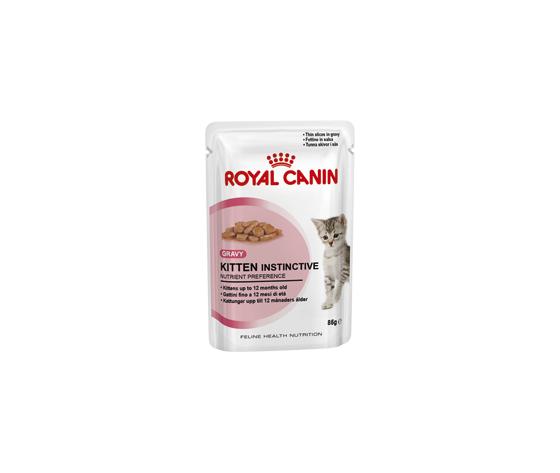 Kitten Instinctive, cibo per gattini, alimento pr gatte in gestazione