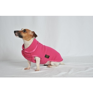 Cappotto Pile Fashion-Dog FUXIA