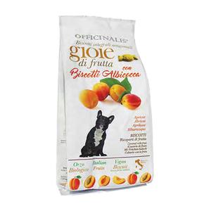 Gioie di frutta Biscotti con albicocca integrali vegani