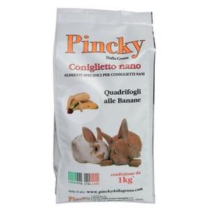 Officinalis Pinchi coniglietti EMOZIONI DI SAPORI malva-tarassaco-rosa  1 kg