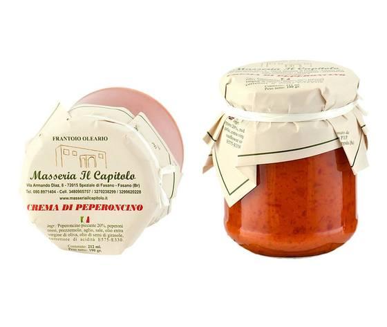 Crema di peperoni