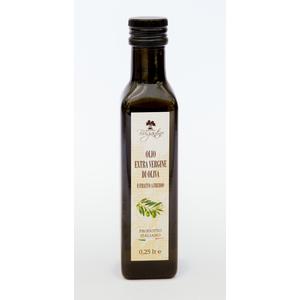 Olio extra vergine di oliva 0,25l