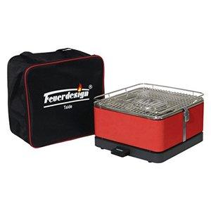 Barbecue Feuerdesign Teide