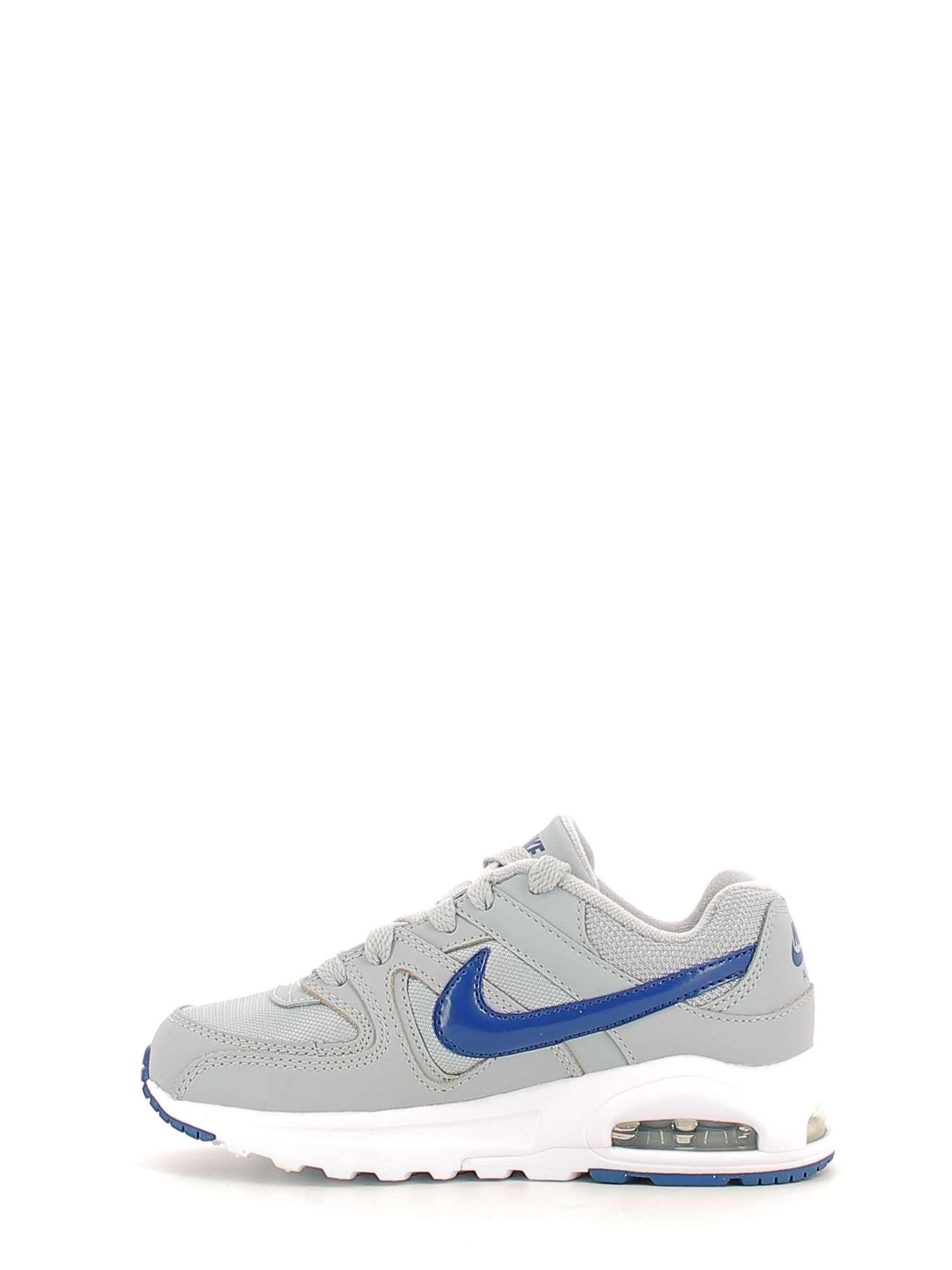huge selection of f05cf abbed Scarpe Bimbo Nike Air Max Command Flex PS Grigio Blu Art. 844347-041