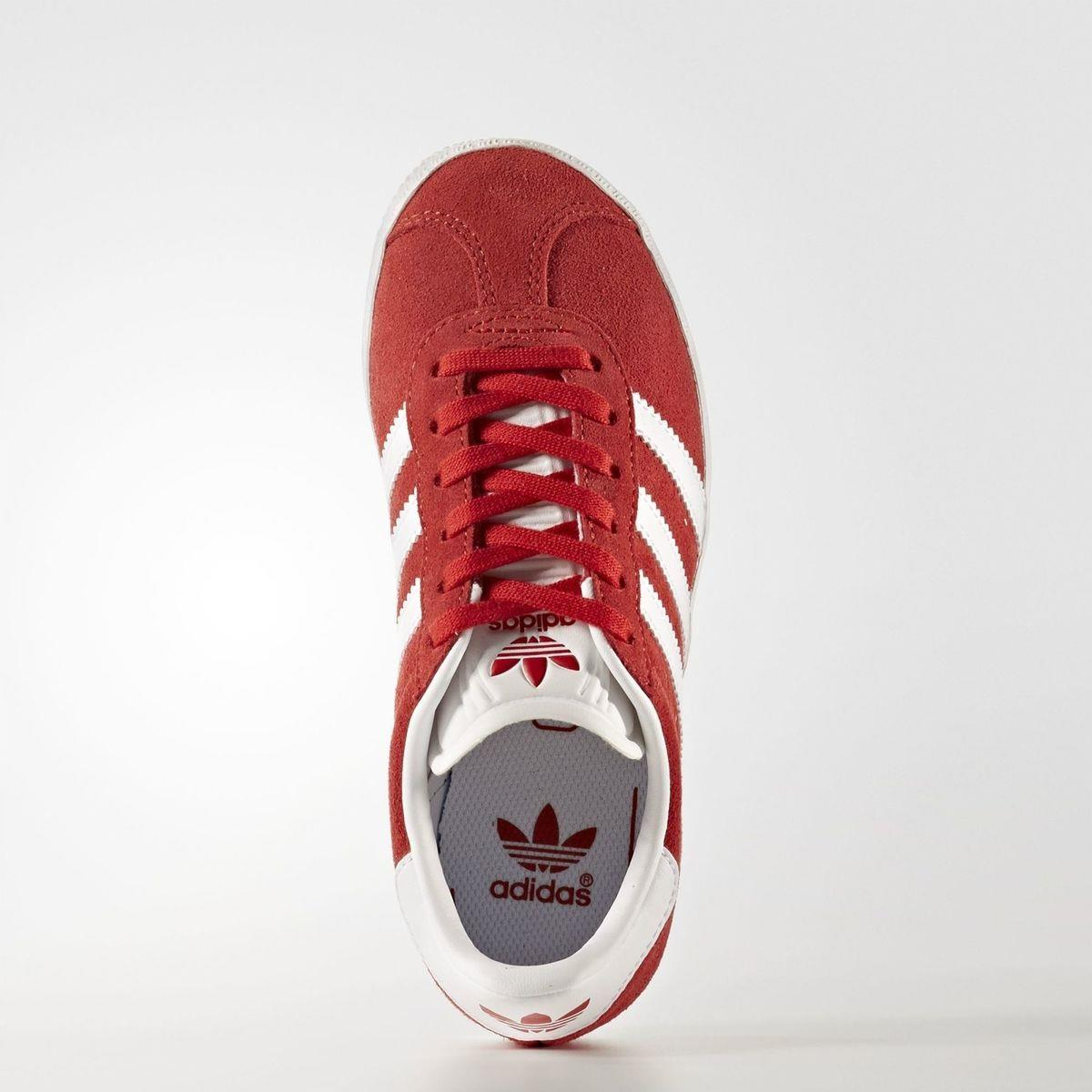 reputable site b0355 ab49b Adidas Gazelle C Bambino Sneakers Red Art. BY9547