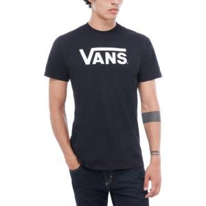 Vans T-shirt Classic Logo Nero Unisex Art. VGGGY28