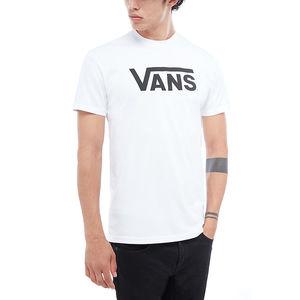 Vans T-shirt Classic Logo Bianco Unisex Art. VGGGYB2