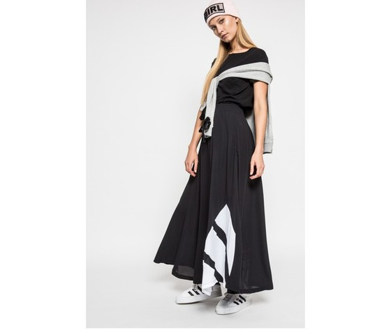 Gonna Maxi Chiffon Adidas Originals EQT Donna Nero Art. BP5085