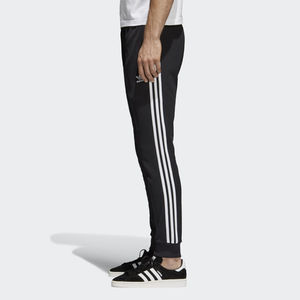 Pantalone Adidas Originals Track Elastico Slim Nero Uomo Art. CW1275