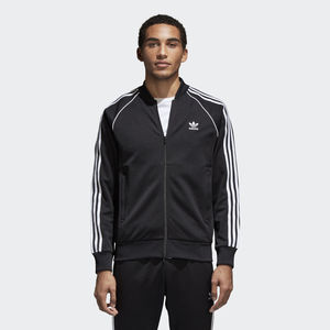 Giacca Adidas Originals Track SST Nero Uomo Art. CW1256