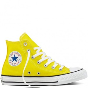 Converse All Star Classic Alte Sneakers Fresh Yellow Art. 155738C