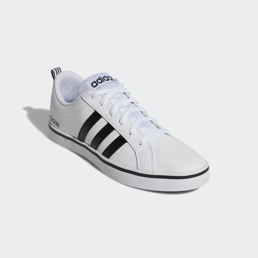 Pace Scarpe Aw4594 Adidas Art Uomo Classic Neo Vs Colbaffo Nero Bianco Sneakers BxfStqw00