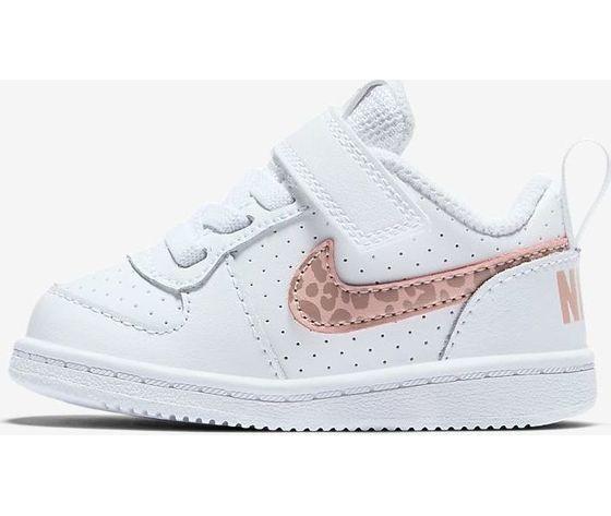 Bimba Lacci Borough Elastici Strappo Tl3fc1jk Nike Scarpe Rosa Bianco tQdBshrCx