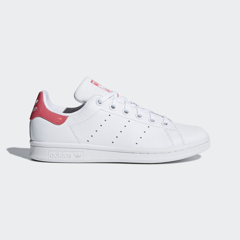 Adidas Stan Smith Donna Vernice Bianco Fucsia Art.DB1207. Db1207 01 standard ...