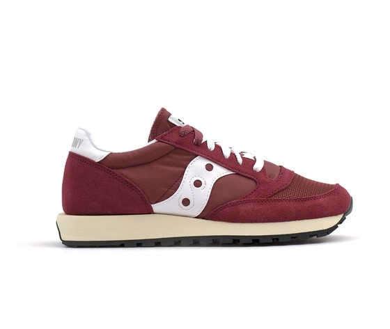 Saucony Jazz Original Vintage Bordò/Bianco Art. S70368 11