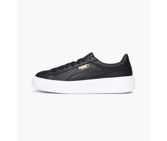Puma Basket Platform Core Nero Art. 364040 03