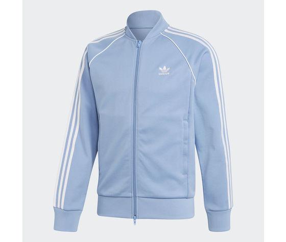 Giacca Adidas Originals SST TT Azzurro Unisex Art. CW1258