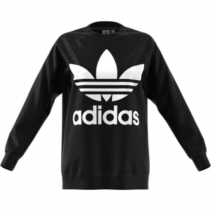 Felpa Adidas Originals Oversized Sweat Nero Unisex Art. CY4755